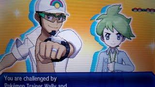 Pokemon Ultra Sun and Moon: Vs Professor Kukui and Wally