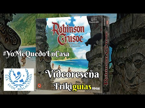 Reseña Robinson Crusoe: Adventure on the Cursed Island