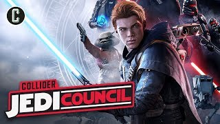 Our Thoughts on Star Wars Jedi: Fallen Order - Jedi Council