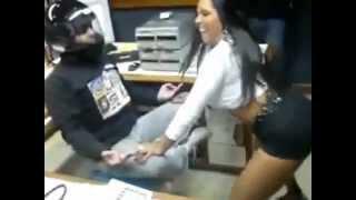 Gostosa Dançando Funk Mulher melão