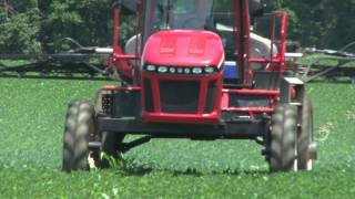 Apache Sprayer: Smooth Ride