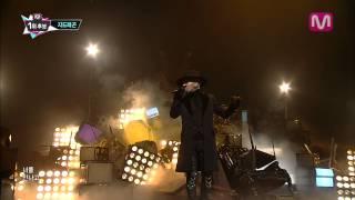 G-DRAGON_Black feat. JENNIE KIM (Black by G-Dragon feat. JENNIE KIM@Mcountdown 2013.9.12)