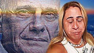 """VIDENTE CIGANO, PREVISÃO, """"Outro apresentador vai partir tragicamente"""" fortuna em metais no Brasil."""