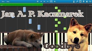 Goodbye (OST Hachiko / Хатико) [Piano Tutorial] Synthesia