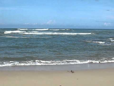 Gavilan Beach near Popoyo, Nicaragua