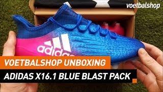 Voetbalshop Unboxing   adidas X16.1