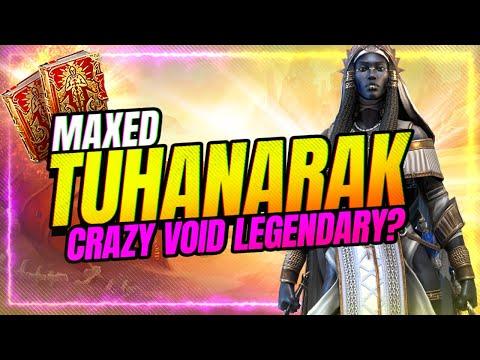 INSANE New Void Leggo?! TUHANARAK GUIDE! | RAID Shadow Legends
