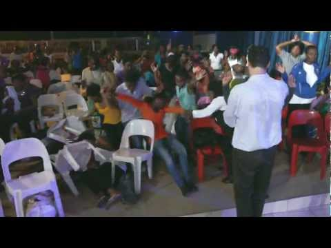 Awesome Holy Spirit in South Africa!!!