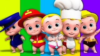 Junior Squad Nursery Rhymes & Songs For Babies | Cartoon Videos for Toddlers