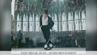 Test Billie Jean end Oslo - Audio & Video (60FPS)