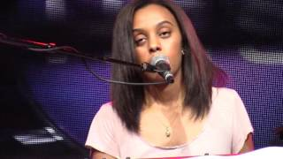 """Ruth B singing """"Superficial Love"""" Live!"""
