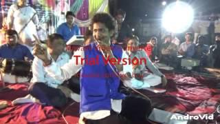 Baba mule pot bharts v, laji laji jay bhim.live vishal sonawane shirdi