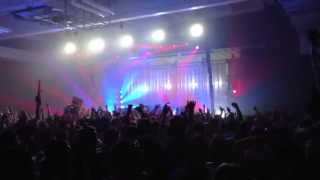 "Bassnectar ""Freestyle feat. Angel Haze"" Charlotte, NC 5.9.2013"