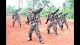 กองพันทหารช่างที่ 402 กองพลพัฒนาที่ 4 เตรียมการต้อนรับทหารใหม่  ผลัดที่ 1/62