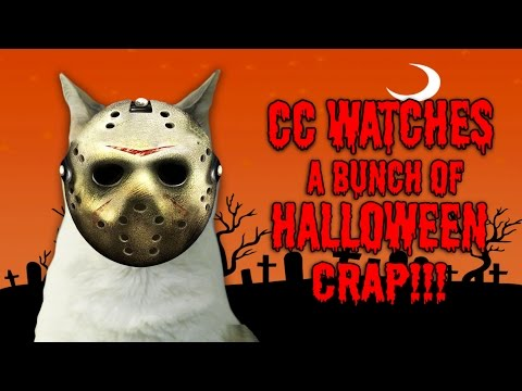 CC Watches A Bunch Of Christian Halloween Crap!