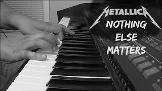Metallica- Nothing Else Matters (Piano Cover by Jen Msumba)