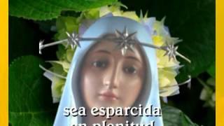 MISTERIOS GOZOSOS 1/7 Virgen del Pozo