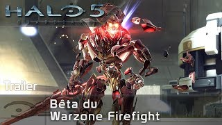 Halo 5 : Guardians – Warzone Firefight Beta (Trailer Gameplay VOST)
