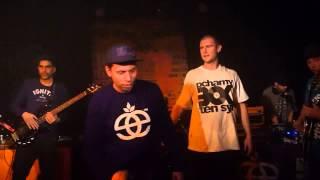 """Bisz (B.O.K) - Spadam w górę (koncert w Piasecznie """"Rap Łikend"""")"""