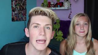 SISTER TRIES MY GAY PRODUCTS