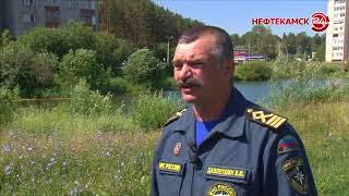 Тело мужчины обнаружено на территории Кармановской ГРЭС