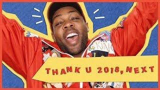 Thank U 2018, Next