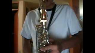 europa- santana cover con saxo alto