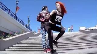 Black Style | CHOREOGRAPHY BY:Ксения Есенина,Андрей Бирюков | Ape Drums   Worl Boss Ft  Vybz Kartel