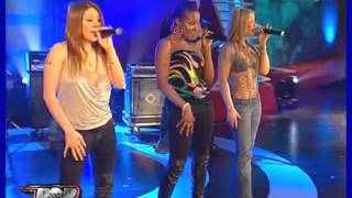 Sugababes - Hole In The Head (Live @ Pop 2003)