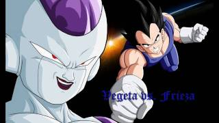 DBZ-Vegeta vs Frieza Theme