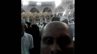 KABA SHARIF BAITULLAH. Hajj'10 MAKKAH