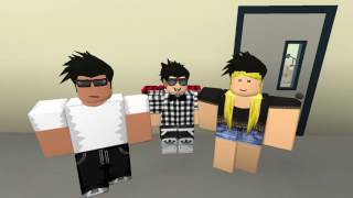 Let Me Love You   Roblox Music Video   Bully Story