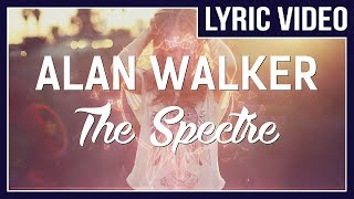 Alan Walker - The Spectre (Feat. Danny Shah) [LYRICS] (Vocal version of Spectre Live concert)