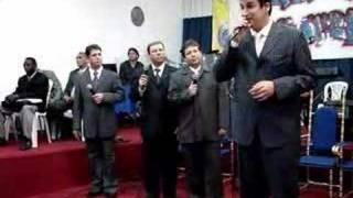 Quarteto Gileade - Jonas