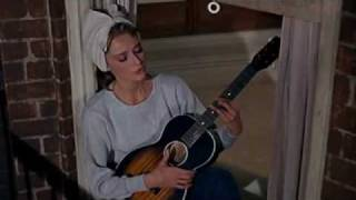 "Moon river (subtitulada) - Audrey Hepburn en ""Breakfast at Tiffany's"""