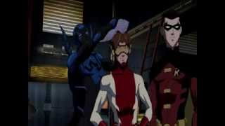 Young Justice-Radioactive