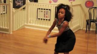 """Charlize Glass dancing to """"True Warrior"""" by Eminem (Choreography by Dave Scott)"""