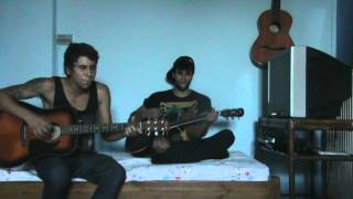 Escape The Fate - Something (IaN Cover) Ft.Vagg Thanasis