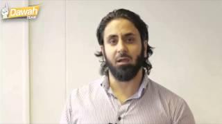 Hamza Tzortzis responds to Islamophobic attack | Dawah Team