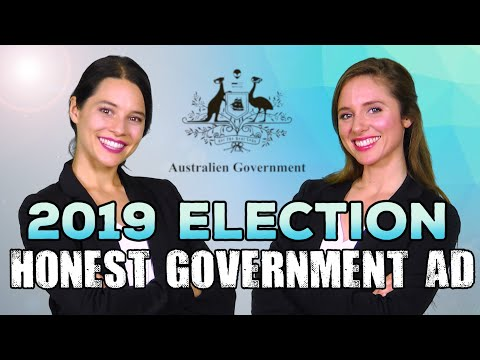 Honest Government Ad | 2019 Election (Season 1 Finale)