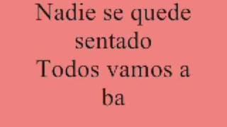 Selena - Baila Esta Cumbia lyrics