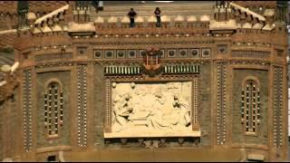 Aragon, el viaje fascinante. Teruel. Los amantes de Teruel. Modernismo. El Torico