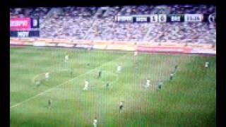 Gol Arango vs Wender Bremen. Busdesliga Alemana.