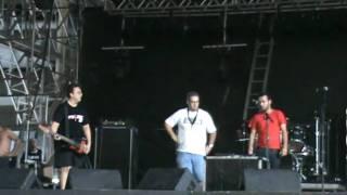 Plastique Noir - Imaginary Walls [Sound Check Abril Pro Rock 2010]
