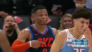 Oklahoma City Thunder vs Sacramento Kings | December 19, 2018