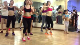 Hella Decale - DJ Mam's Feat Tony Gomez & Ragga Ranks Zumba Dance Ms KuMi