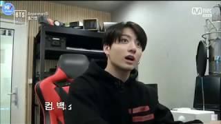BTS COMEBACK SHOW 2018   When Jungkook Creates Subtitles
