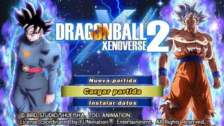 Dragon ball xenoverse 2 mod for android ppsspp dbz ttt mod