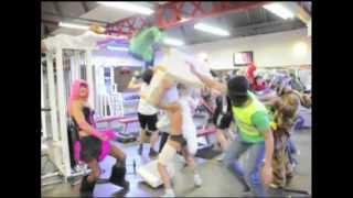 Harlem Shake (Fitness Dumbbell)