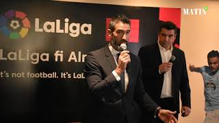 La Liga souligne l'importance du Maroc pour le football espagnol